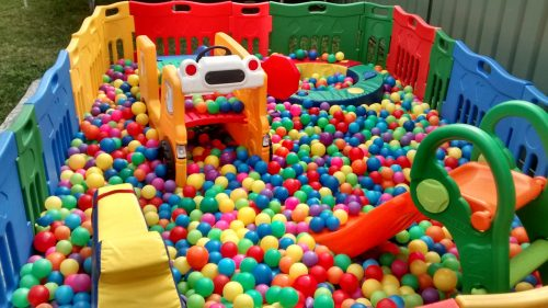 Ball Pits & Soft Play