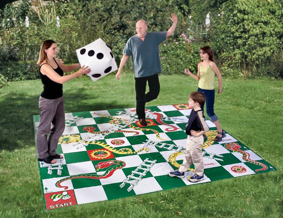 Giant Games & Balls