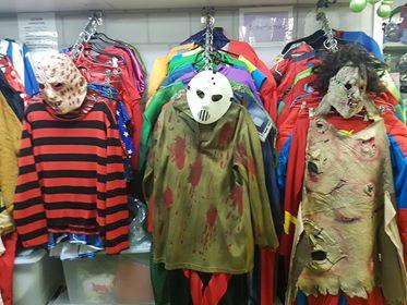 Horror Costumes | JoJo's Party Hire Central Coast